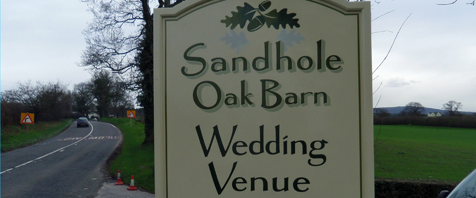 Sandhole Oak Barn