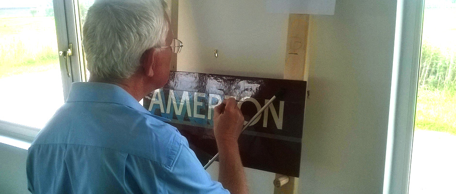 Signwriting Course